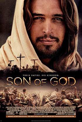 دانلود فیلم دوبله فارسی Son Of God 2014