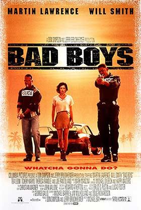 دانلود فیلم دوبله فارسی پسران بد ۱ Bad Boys 1995 زیرنویس فارسی چسبیده