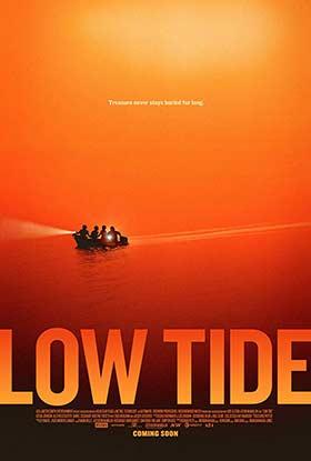 دانلود فیلم زیرنویس فارسی چسبیده جزر و مد کم Low Tide 2019