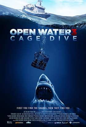 دانلود فیلم Open Water 3: Cage Dive 2017 زیرنویس فارسی چسبیده