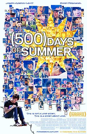 دانلود فیلم دوبله فارسی Five Hundred Days Of Summer 2009