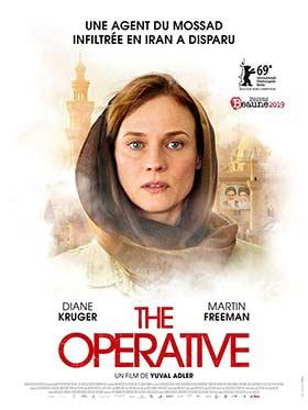 دانلود فیلم The Operative 2019 زیرنویس فارسی چسبیده