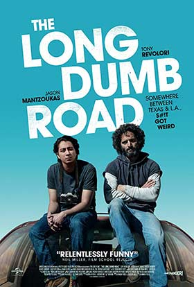 دانلود فیلم دوبله فارسی The Long Dumb Road 2018