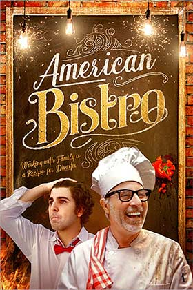 دانلود فیلم زیرنویس فارسی چسبیده بیسترو آمریکایی American Bistro 2019
