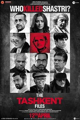 دانلود فیلم The Tashkent Files 2019