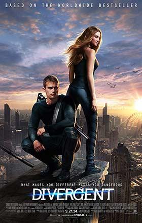 دانلود فیلم دوبله فارسی ۲۰۱۴ Divergent زیرنویس فارسی چسبیده