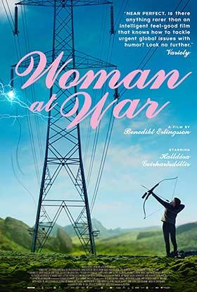 دانلود فیلم Woman At War 2018