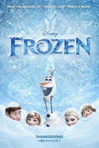 دانلود انیمیشن دوبله یخ زده Frozen 2013