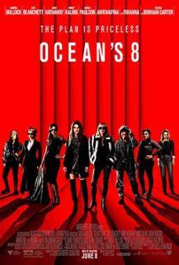 دانلود فیلم دوبله فارسی Oceans Eight 2018