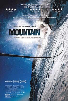 دانلود فیلم مستند دوبله فارسی Mountain 2017