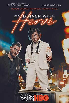 دانلود فیلم دوبله فارسی My Dinner with Herve 2018