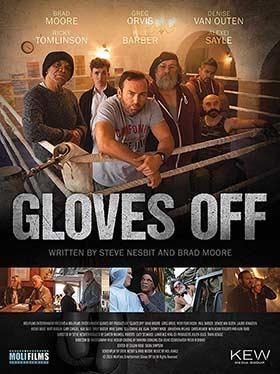 دانلود فیلم دوبله فارسی Gloves Off 2017