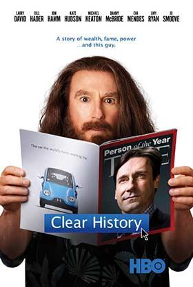 دانلود فیلم Clear History 2013