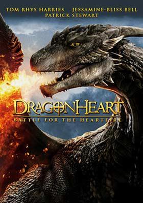 دانلود فیلم دوبله فارسی قلب اژدها Dragonheart Battle for the Heartfire 2017 زیرنویس فارسی چسبیده