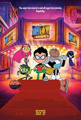 دانلود انیمیشن دوبله فارسی Teen Titans Go To the Movies 2018