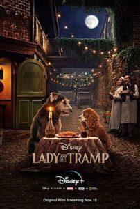 دانلود فیلم زیرنویس فارسی لیدی و ترمپ Lady And The Tramp 2019