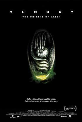 دانلود فیلم Memory The Origins Of Alien 2019
