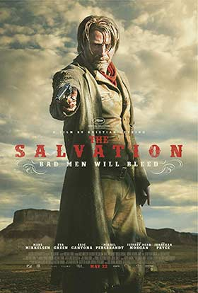 دانلود فیلم The Salvation 2014 زیرنویس فارسی چسبیده