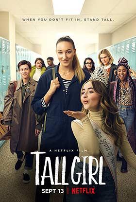 دانلود فیلم زیرنویس فارسی چسبیده دختر قد بلند Tall Girl 2019