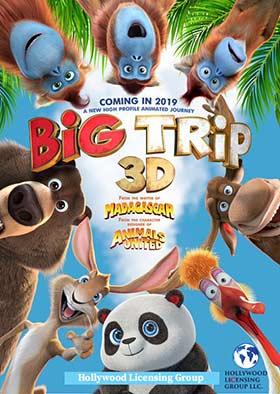 دادانلود انیمیشن The Big Trip 2019نلود انیمیشن The Big Trip 2019