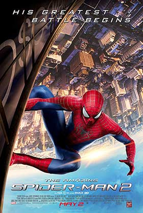 دانلود فیلم دوبله فارسی The Amazing Spider Man 2 2014