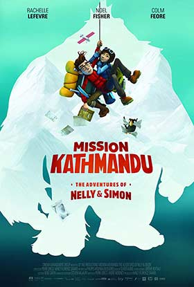 دانلود انیمیشن دوبله Mission Kathmandu 2017