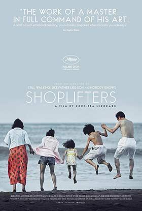 دانلود فیلم Shoplifters 2018 زیرنویس فارسی چسبیده