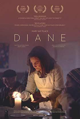 دانلود فیلم زیرنویس فارسی چسبیده دایان Diane 2018
