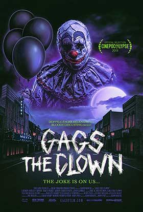 دانلود فیلم Gags The Clown 2018