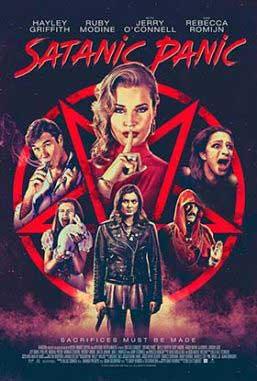 دانلود فیلم Satanic Panic 2019 زیرنویس فارسی چسبیده