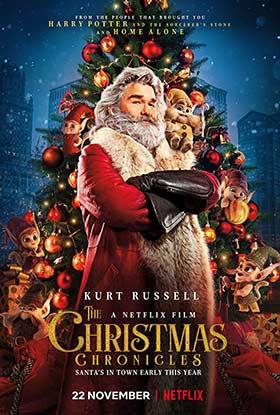 دانلود فیلم دوبله فارسی The Christmas Chronicles 2018