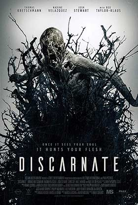 دانلود فیلم Discarnate 2018 زیرنویس فارسی چسبیده
