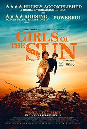 دانلود فیلم Girls Of The Sun 2018