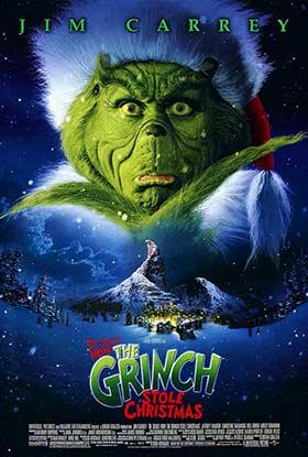 دانلود فیلم How the Grinch Stole Christmas 2000 زیرنویس فارسی چسبیده