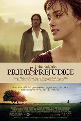 دانلود فیلم غرور و تعصب Pride and Prejudice 2005 زیرنویس فارسی چسبیده