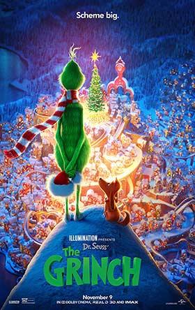 دانلود انیمیشن دوبله فارسی گرینچ The Grinch 2018