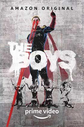 دانلود سریال دوبله فارسی The Boys