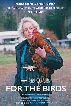 دانلود فیلم مستند For the Birds 2018