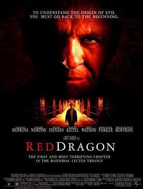 دانلود فیلم Red Dragon 2002 زیرنویس فارسی چسبیده
