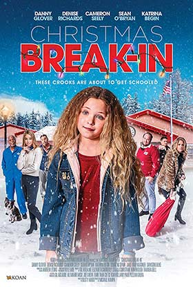 دانلود فیلم Christmas Break-In 2018