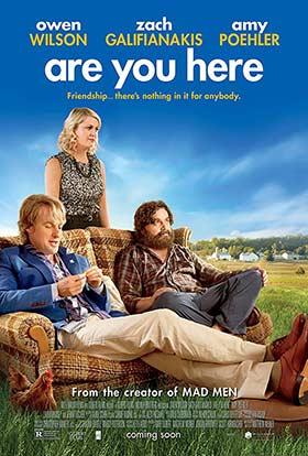 دانلود فیلم Are You Here 2013