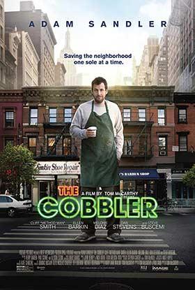 دانلود فیلم The Cobbler 2014 زیرنویس فارسی چسبیده