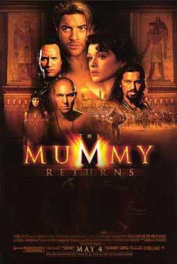 دانلود فیلم The Mummy Returns 2001 زیرنویس فارسی چسبیده