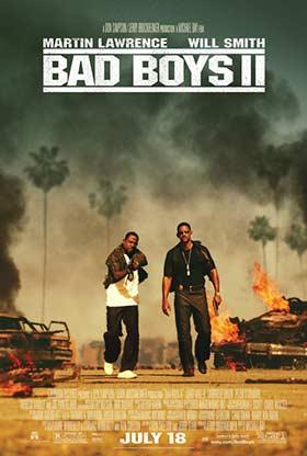 دانلود فیلم دوبله فارسی پسران بد ۲ Bad Boys II 2003 زیرنویس فارسی چسبیده