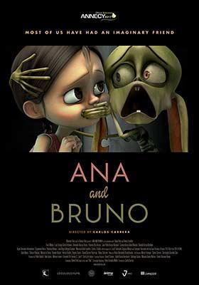 دانلود انیمیشن Ana And Bruno 2017