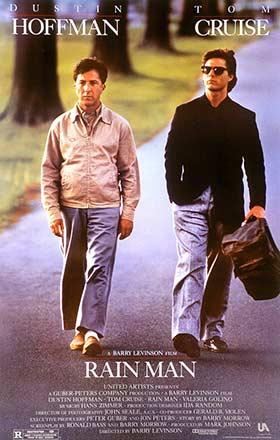 دانلود فیلم دوبله فارسی Rain Man 1988