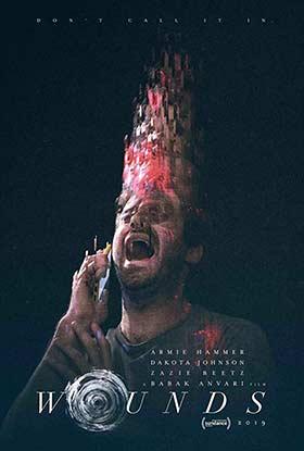 دانلود فیلم Wounds 2019