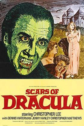 دانلود فیلم دوبله فارسی Scars Of Dracula 1970