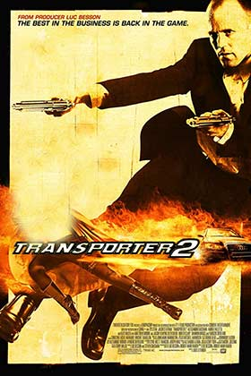 دانلود فیلم دوبله فارسی مامور انتقال ۲ ۲۰۰۵ The Transporter زیرنویس فارسی چسبیده
