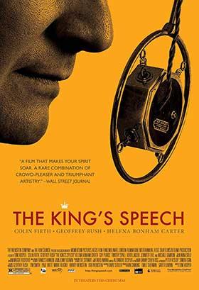 دانلود فیلم دوبله فارسی The Kings Speech 2010
